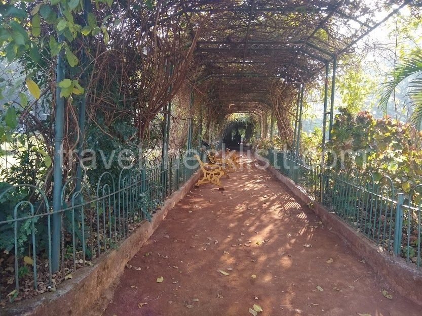 Kamla Nehru Park,