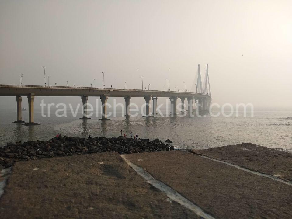 Worli Sea link, Bandra