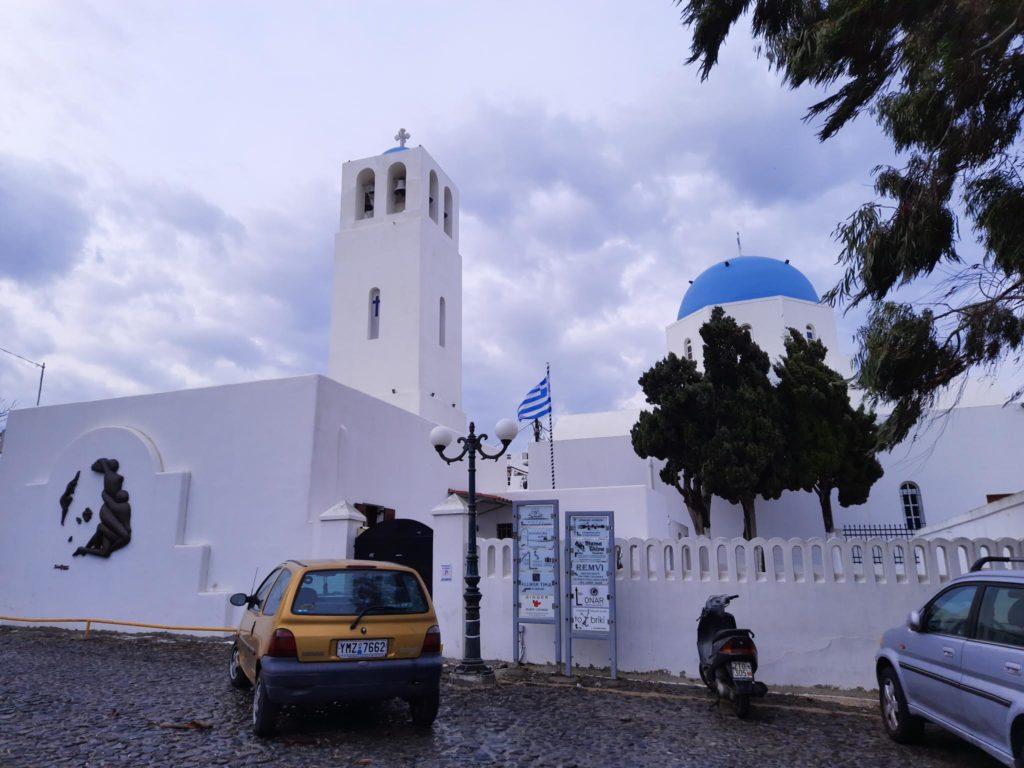 Virgin Mary Church- Firostefani, Santorini