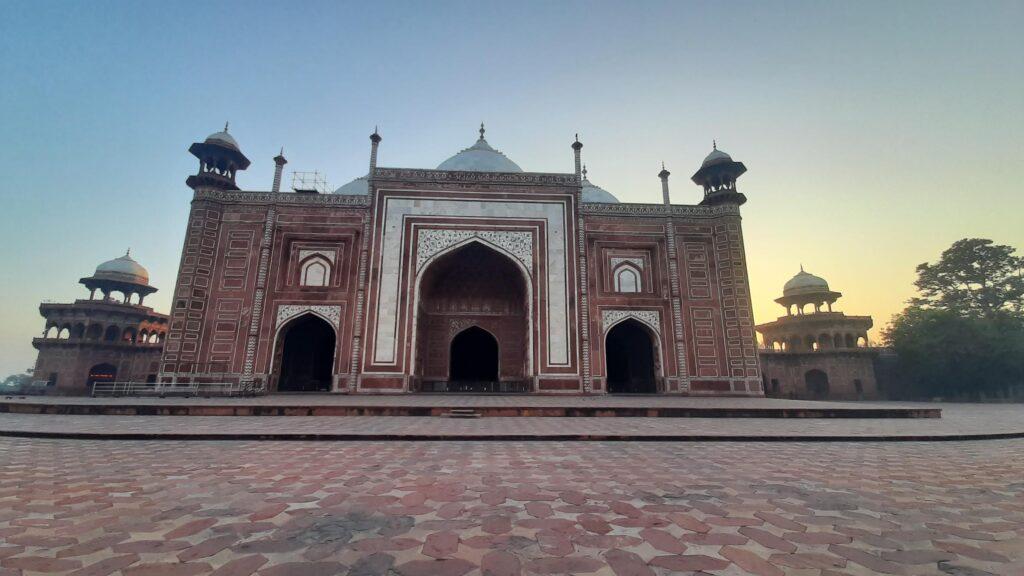 Mehman Khana ,Taj Mahal