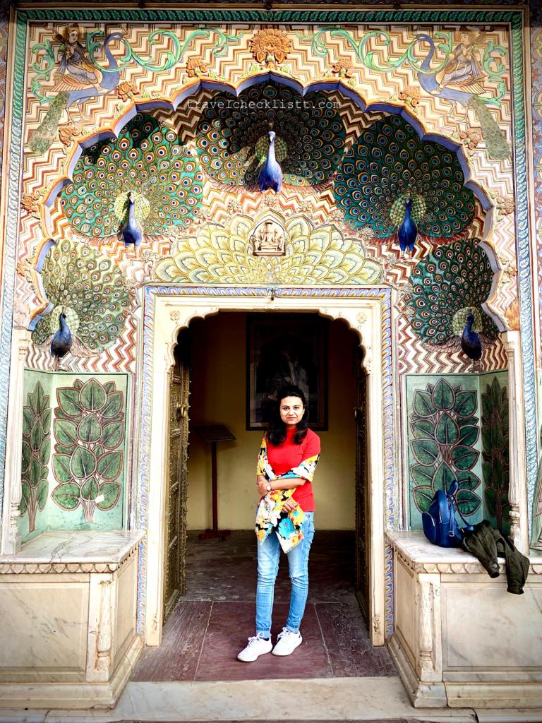 Peacock Gate, Pritam Nivas Chowk