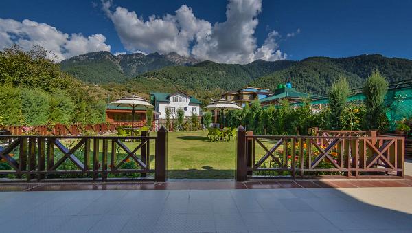 Hotel Wildflower resort