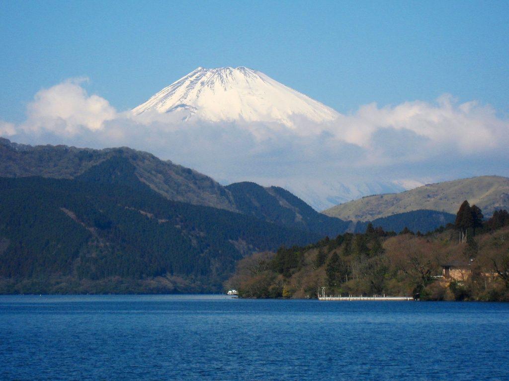 Lake ashi Osaka Hakone Kyoto Tokyo Itinerary