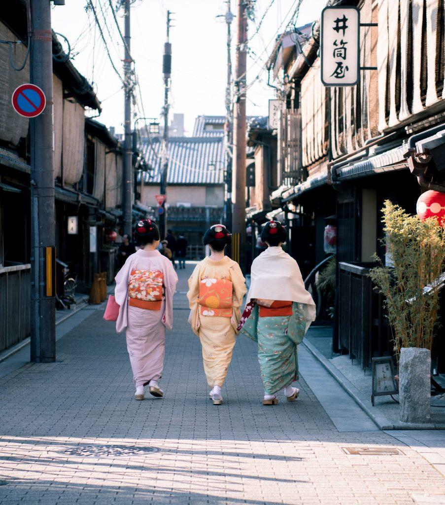 Geiko -Kyoto